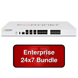 Fortinet FortiGate-100EF / FG-100EF Next Gen Firewall Security Appliance w/1 Year 24x7 Forticare + FortiGuard Enterprise Bundle