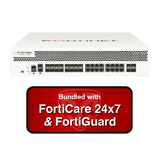 Fortinet FortiGate-1200D / FG-1200D NGFW UTM Firewall Security Appliance Bundle with 1 Year 24x7 Forticare and FortiGuard