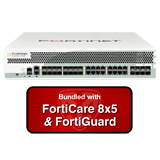Fortinet FortiGate 1500D / FG-1500D Firewall UTM Appliance Bundle with 3 Years 8x5 FortiGuard UTM Bundle & Forticare