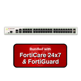 Fortinet FortiGate-240D / FG-240D Next Generation Firewall (NGFW) Appliance Bundle with 1 Year 24x7 Forticare and FortiGuard