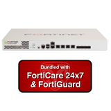 Fortinet FortiGate-300D / FG-300D Next Generation (NGFW) Firewall with 1 Year 24x7 Forticare and FortiGuard UTM Bundle