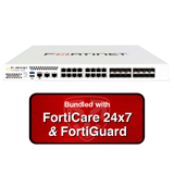 Fortinet FortiGate-300E / FG-300E Next Generation (NGFW) Firewall with 3 Year 24x7 Forticare and FortiGuard UTM Bundle