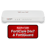 Fortinet FortiGate-30D-POE / FG-30D-POE Next Generation (NGFW) Firewall Appliance Bundle with 1 Year 24x7 Forticare & FortiGuard