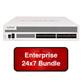 Fortinet FortiGate-3100D / FG-3100D Next-Generation (NGFW) UTM Firewall with 1 Yr 24x7 Enterprise Forticare & FortiGuard Bundle