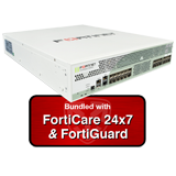 Fortinet FortiGate-3240C Next-Generation (NGFW) UTM Firewall with 1 Year 24x7 Forticare and FortiGuard Bundle