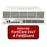 Fortinet FortiGate-3700D / FG-3700D Security Appliance Firewall Bundle with 1 Year 24x7 FortiGuard UTM Bundle & Forticare