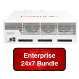 Fortinet FortiGate 3800D / FG-3800D Next Generation Firewall (NGFW) Bundle w/1 Year 24x7 Enterprise FortiCare + FortiGuard