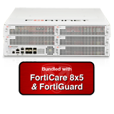 Fortinet FortiGate-3950B / FG-3950B NGFW Firewall Security Appliance Bundle with 1 Year 8x5 FortiGuard Bundle & Forticare