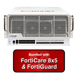 Fortinet FortiGate 3960E / FG-3960E Next Generation Firewall Appliance Bundle with 1 Year 8x5 FortiGuard UTM Bundle & Forticare
