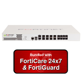 Fortinet FortiGate-400D / FG-400D Next Generation (NGFW) Firewall with 1 Year 24x7 Forticare and FortiGuard UTM Bundle