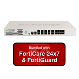 Fortinet FortiGate-500D / FG-500D Next Generation (NGFW) Firewall with 1 Year 24x7 Forticare and FortiGuard UTM Bundle