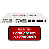 Fortinet FortiGate-500E / FG-500E Next Generation (NGFW) Firewall with 1 Year 8x5 Forticare and FortiGuard UTM Bundle