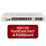 Fortinet FortiGate-600C / FG-600C Next Generation (NGFW) Firewall Appliance Bundle w/ 2 Years 24x7 Forticare & FortiGuard