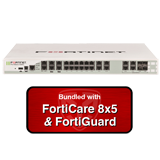 Fortinet FortiGate-600C / FG-600C Next Generation (NGFW) Firewall Appliance Bundle w/ 2 Years 8x5 Forticare & FortiGuard
