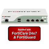 Fortinet FortiGate-80D / FG-80D Next Generation (NGFW) Firewall UTM Appliance Bundle with 1 Year 24x7 Forticare and FortiGuard