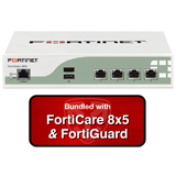 Fortinet FortiGate-80D / FG-80D Next Generation (NGFW) Firewall UTM Appliance Bundle with 1 Year 8x5 Forticare and FortiGuard