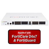 Fortinet FortiGate-900D / FG-900D Next Generation (NGFW) Firewall with 1 Year 24x7 Forticare and FortiGuard UTM Bundle