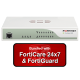 Fortinet FortiGate-90D / FG-90D Next Generation (NGFW) Firewall UTM Appliance Bundle with 3 Years 24x7 Forticare and FortiGuard
