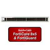 Fortinet FortiGate-94D-POE / FG-94D-POE Next Generation (NGFW) Firewall Bundle with 1 Year 8x5 Forticare and FortiGuard
