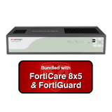 Fortinet FortiGate Rugged 100C / FGR-100C Next Generation (NGFW) Firewall UTM Bundle with 1 Year 8x5 Forticare and FortiGuard