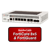 Fortinet FortiGate Rugged 60D / FGR-60D NGFW Firewall UTM Appliance Bundle with 1 Year 8x5 Forticare and FortiGuard