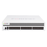 Fortinet FortiGate-3200D / FG-3200D Security Appliance Firewall, 80Gbps Throughput, 48x 10GbE SFP+