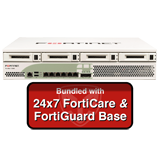 Fortinet FortiMail-1000D / FML-1000D Secure Email Gateway Base Bundle with with 24x7 Forticare and FortiGuard - 1 Year