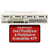 Fortinet FortiMail-1000D / FML-1000D Secure Email Gateway Enterprise ATP Bundle with with 24x7 Forticare and FortiGuard - 5 Year