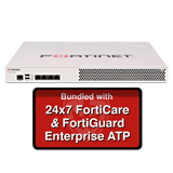 Fortinet FortiMail-200E / FML-200E Mail Appliance Enterprise ATP Bundle with 24x7 Forticare and FortiGuard - 1 Year