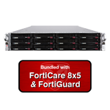 Fortinet FortiMail-3000E / FML-3000E Email Security Appliance Bundle with 2 Year 8x5 Forticare and FortiGuard