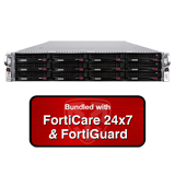 Fortinet FortiMail-3200E / FML-3200E Email Security Appliance Bundle with 1 Year 24x7 Forticare and FortiGuard