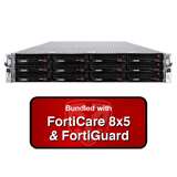 Fortinet FortiMail-3200E / FML-3200E Email Security Appliance Bundle with 1 Year 8x5 Forticare and FortiGuard