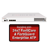 Fortinet FortiMail-400E / FML-400E Email Security Appliance Enterprise ATP Bundle with 24x7 Forticare and FortiGuard - 1 Year