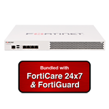 Fortinet FortiMail-200E / FML-200E Mail Appliance Bundle with 24x7 Forticare and FortiGuard - 1 Year