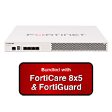 Fortinet FortiMail-200E / FML-200E Mail Appliance Bundle with 8x5 Forticare and FortiGuard - 1 Year