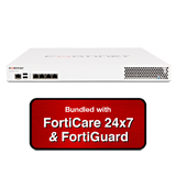 Fortinet FortiMail-400E / FML-400E Email Security Appliance Bundle with 24x7 Forticare and FortiGuard - 1 Year