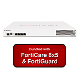 Fortinet FortiMail-400E / FML-400E Email Security Appliance Enterprise ATP Bundle with 24x7 Forticare and FortiGuard - 3 Year