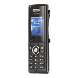 Fortinet FortiFone-870i / FON-870i-H Hybrid Cordless DECT Phone Handset, Range up to 300m, 18 Hour Talk Time