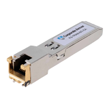 Fortinet Compatible 1GE SFP RJ45 transceiver module for FortiSwitch D Series with SFP and SFP/SFP+ slots
