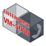 Fortinet FortiVoiceEnterprise-VM-5000 Software - Supports 5000 Phone Extensions and 500 VoIP Trunks