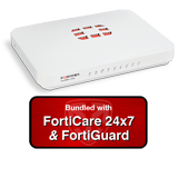Fortinet FortiWiFi-30D-POE / FWF-30D-POE Next Generation Firewall Wireless UTM Bundle w/ 1 Year 24x7 Forticare & FortiGuard