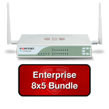 Fortinet FortiWiFi-90D / FWF-90D Next Gen Firewall Wireless UTM Bundle with 1 Year 8x5 Enterprise FortiCare + FortiGuard