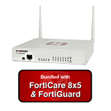 Fortinet FortiWiFi-92D / FWF-92D Next Generation (NGFW) Firewall UTM Appliance Bundle with 1 Year 8x5 Forticare and FortiGuard