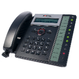 Fortinet FortiFone-450i / FON-450i VOIP SIP Phone, 10/100 Lan, 10/100 PC, PoE, with Power Adapter, 10 up to 34 lines