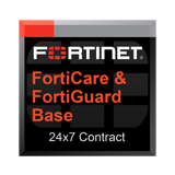 Fortinet FortiMail-VM VM-08 Support 24x7 FortiCare plus FortiGuard Base Bundle Contract - 1 Year