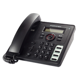 Fortinet FortiFone-260i / FON-260i Entry-Level VOIP SIP Phone, LAN 10/100 and PC Connections with Power Adapter