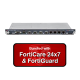 Fortinet FortiGate 5001SX Security Blade with 4x 1GbE Copper & 4x 1GbE SFP Ports with 1 Year 24x7 Forticare and FortiGuard