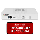 Fortinet FortiGate-90E / FG-90E Next Generation (NGFW) Firewall UTM Appliance Bundle with 1 Year 24x7 Forticare and FortiGuard