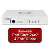 Fortinet FortiGate-91E / FG-91E Next Generation (NGFW) Firewall UTM Appliance Bundle with 1 Year 24x7 Forticare and FortiGuard