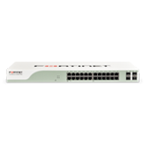 Fortinet FortiSwitch 224D-POE, 24 Port PoE Gigabit L2 Ethernet Switch